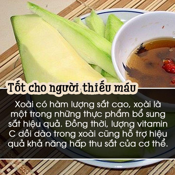 Có ai thích ăn xoài không nhỉ? ☺☺☺
