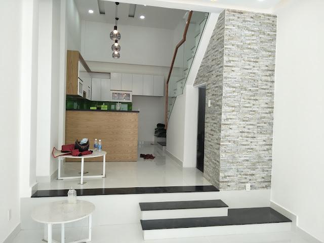 Bán nhà hẻm Phạm Văn Chiêu Quận Gò Vấp, Dt 4x12, 1 trệt 3 lầu - 8