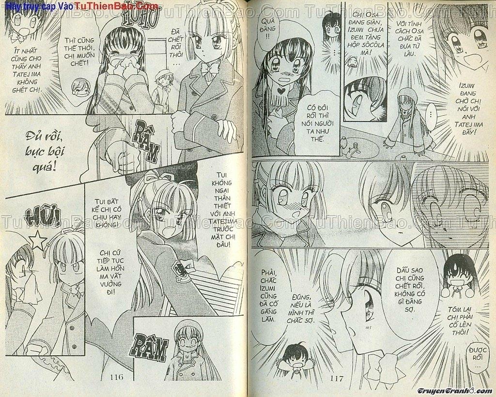 Thánh Tiểu Long Nữ Chap 006