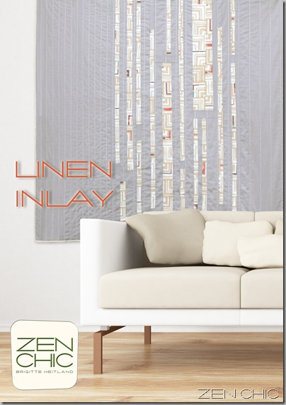 ZEN CHIC Linen inlay
