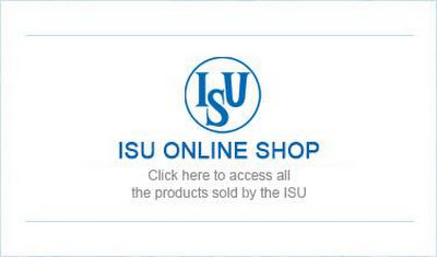 We have launched the new ISU ONLINE SHOP