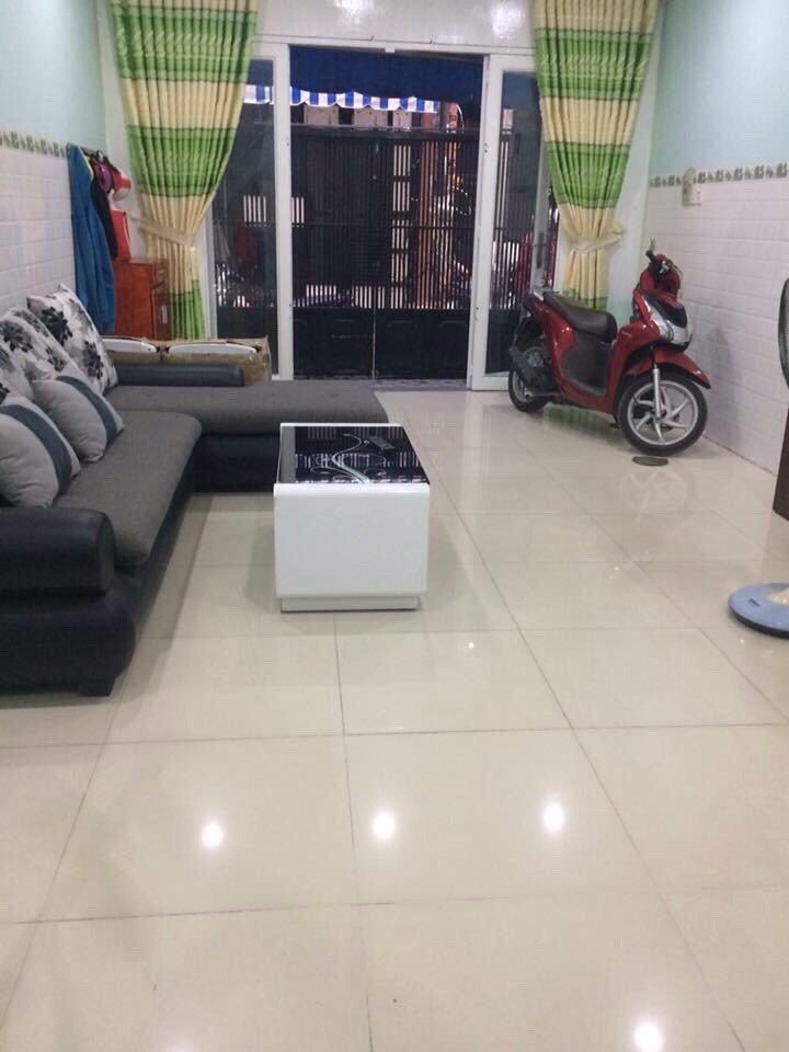 Cho thuê nhà hẻm ô tô Lê Đình Cẩn Quận Bình Tân, diện tích 4m x 12m, 1 trệt 1 lầu, giá cho thuê 7triệu/tháng - cọc trước 3 tháng. 3