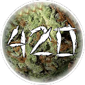 420 Marijuana Answer Ball