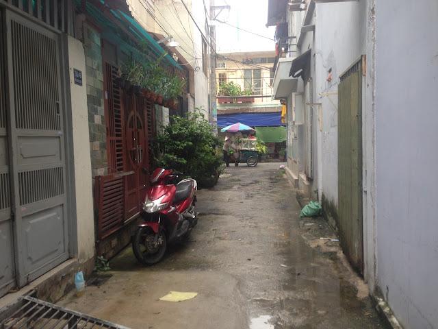 Bán nhà hẻm một sẹc Đỗ Đức Dục Phú Thọ Hòa Quận Tân Phú