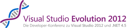 Visual Studio Evolution 2012 - Die Developer-Konferenz zu Visual Studio 2012 und .NET 4.5