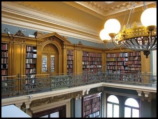 Victoria and Albert Museum, Public Library, Londres, Angleterre 04