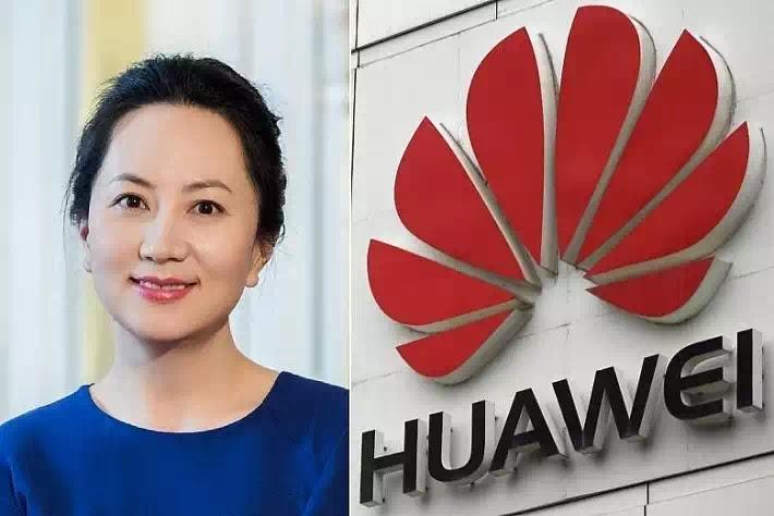 Bà Mạnh Vãn Châu, Phó chủ tịch Hội đồng quản trị kiêm Giám đốc Tài chính của Tập đoàn Huawei. Bà Mạnh cũng là con gái của người sáng lập Huawei Nhập Chính Phi.