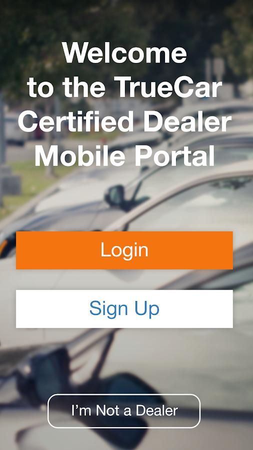 truecar dealer portal android apps on google play. Black Bedroom Furniture Sets. Home Design Ideas