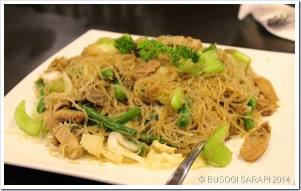 FILIPINO EATERY SOMEWHERE IN REDCLIFFE SPECIAL BIHON GUISADO © BUSOG! SARAP! 2014