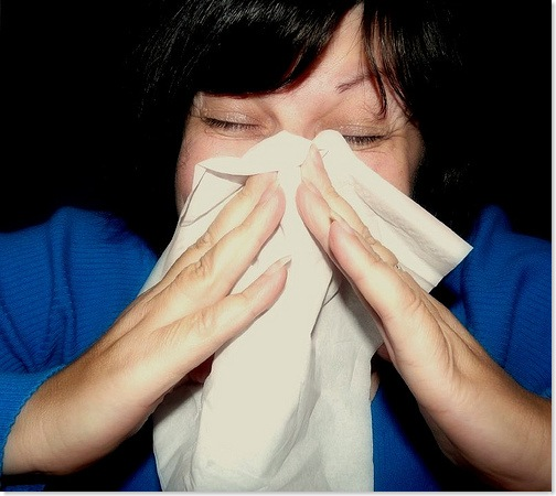 Sick-Allergies