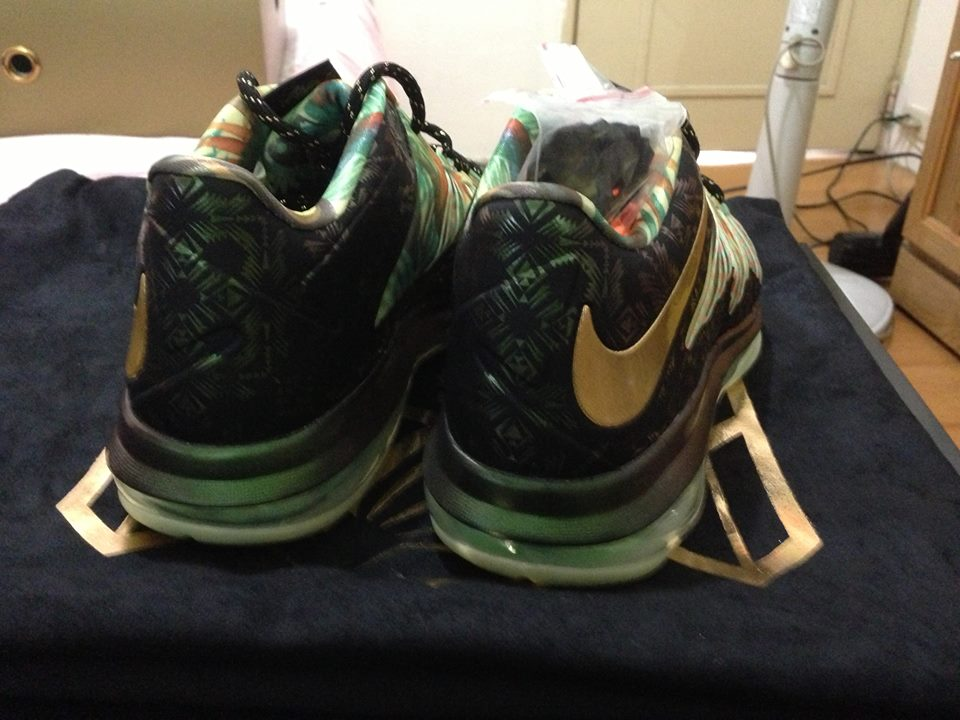 Nike LeBron X – Celebration Pack – Special Packaging ...