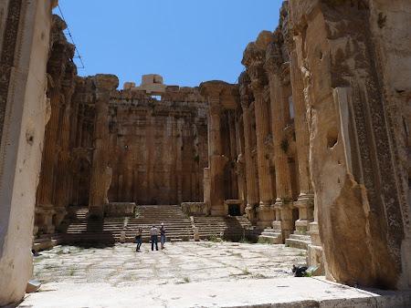 Imagini Liban: templul lui Afrodita