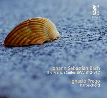 CD REVIEW: Johann Sebastian Bach - FRENCH SUITES, BWV 812 - 817 (Cantus Records C 9642/43)
