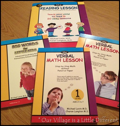 The Reading Lesson Books