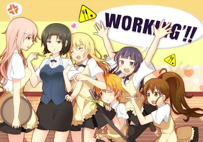 Quán Ăn Vui Nhộn  Working!!