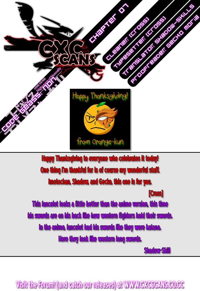 Code Geass Nightmare Of Nunnally Chap 007