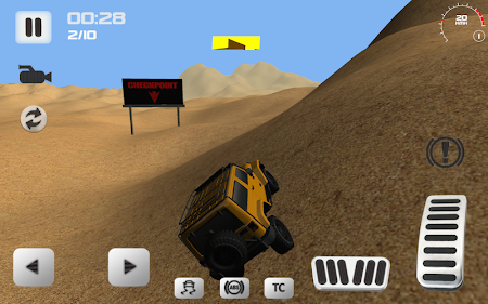 Offroad Car Simulator 2.1 screenshot 17260