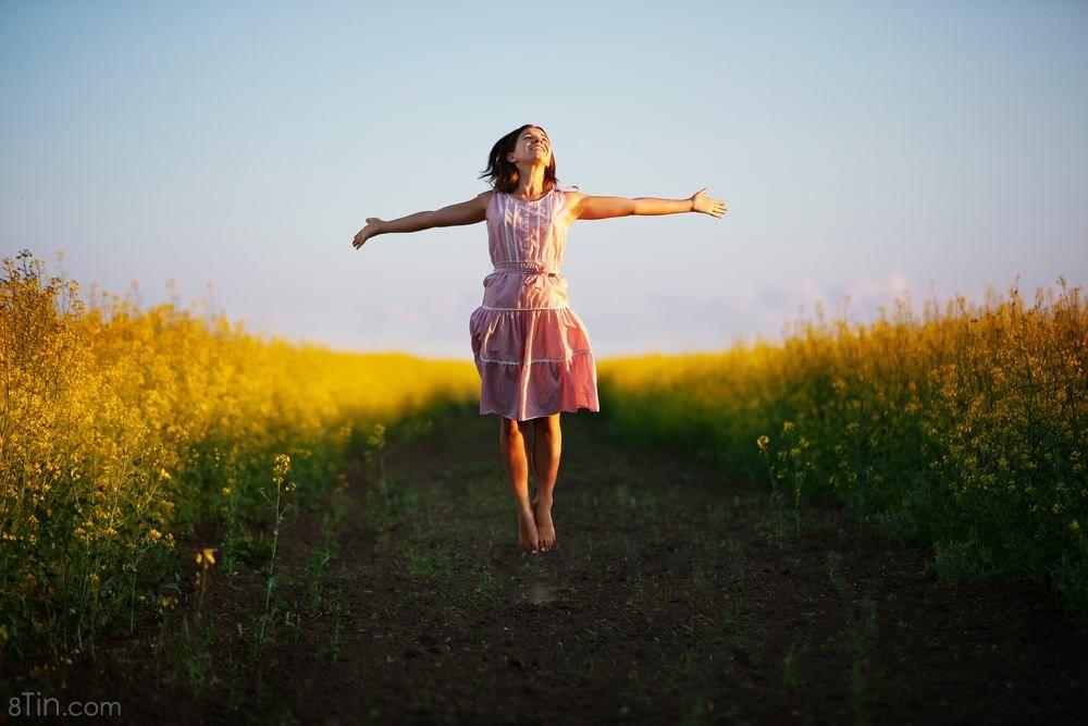 Học cách để bản thân mỉm cười trước khi muốn thay đổi