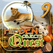 Hidden Objects Quest 9