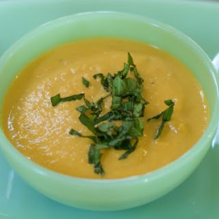 Creamy Carrot Soup for Kids