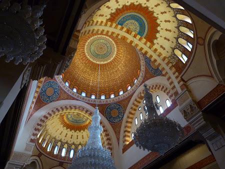 Obiective turistice Liban - Moscheea Mohammad al-Amin