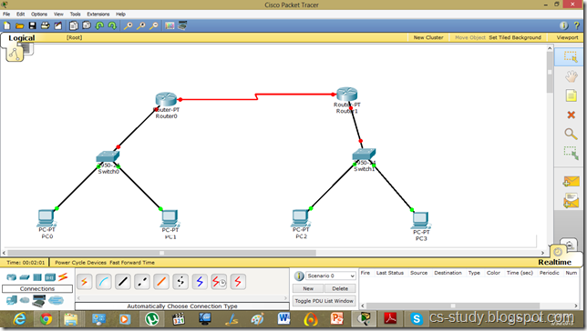 OSPF on Packet Tracer ~ Easy Learning