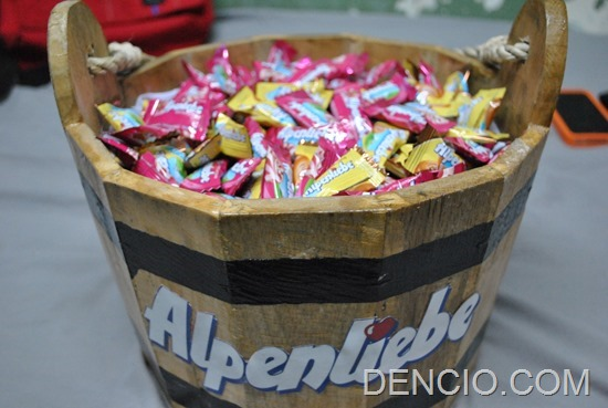 Alpenliebe Candy 2
