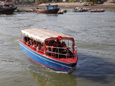 Barca Tai O Lantau