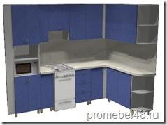 угловая кухня.проект