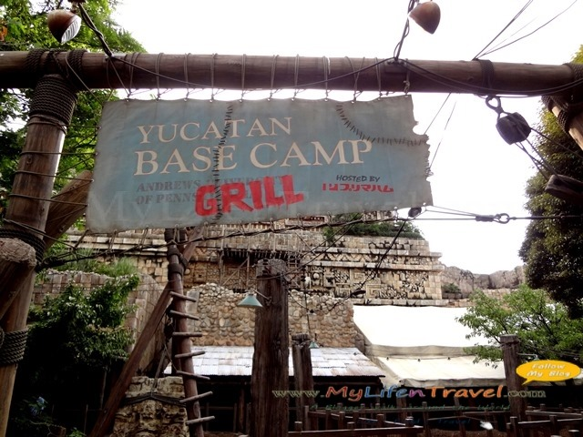 yucatan base camp