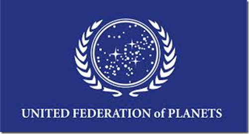 United Federation of Planets Flag