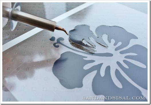 Make a stencil