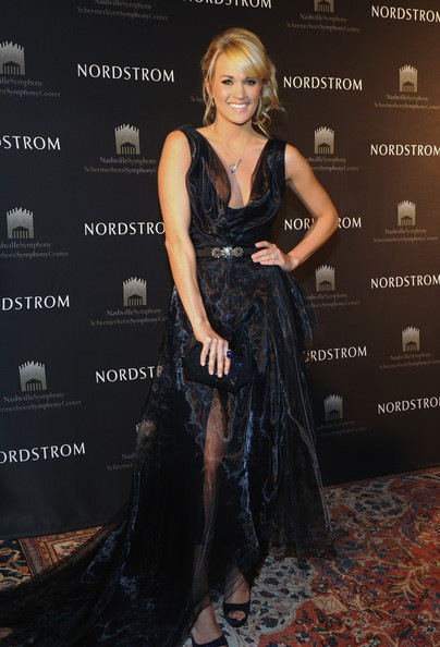 Carrie Underwood Nordstrom Symphony Fashion