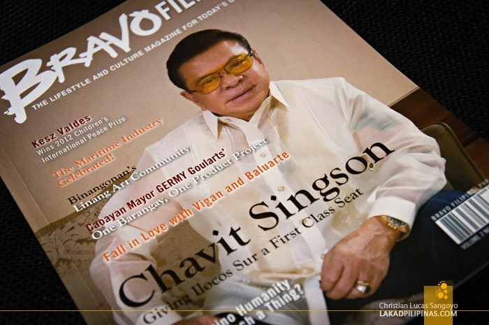 Bravo Filipino Lifestyle and Culture Magazine