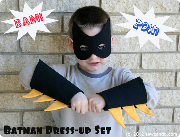 48 Batman Dress-up