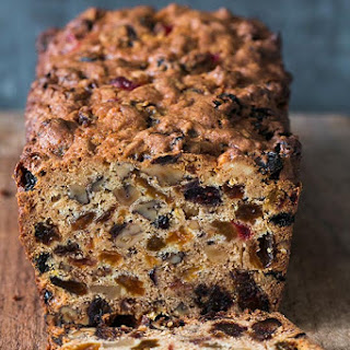 Patricia's Holiday Fruitcake