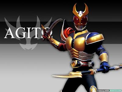 Xem Anime Kamen Rider Agito - Siêu Nhân Kamen Rider Agito VietSub