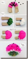 how to watermelon pompom 1