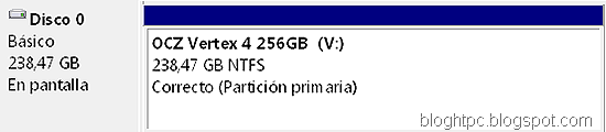 OCZ VERTEX 4 256 GB BLOG HTPC CAPACIDAD