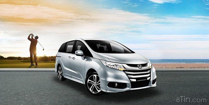 Cùng Honda Odyssey đi đón nắng ấm nào :).