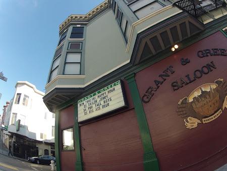 Pub din San Francisco