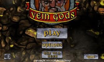 Screenshot of Vein Gods