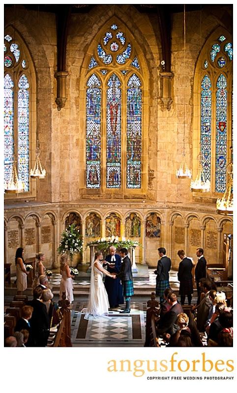 chuirch interior Scottish wedding Photographer Dundee_034