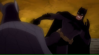 Celebrate BatmanDay by watching the Caped Crusader battle his evil counterpart in
