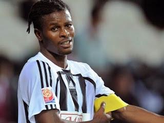 Trésor Mputu Mabi, international congolais (RDC) et joueur du Tout-Puissant Mazembe. Ph. GettyImages
