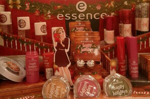 Essence Happy Holidays