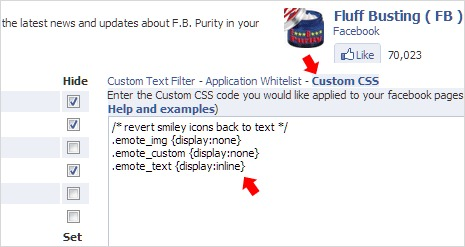 facebook-purity-extension-settings