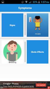 Ebola protection awareness- screenshot thumbnail