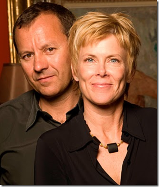 Jean-Marc and Cynthia Fray