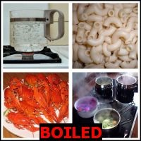 BOILED- Whats The Word Answers